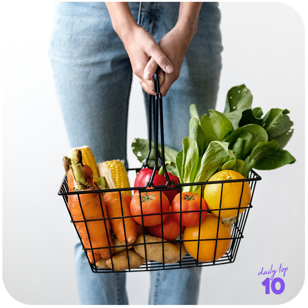 Do a list before shopping and follow it strictly to avoid buying unhealthy food options.