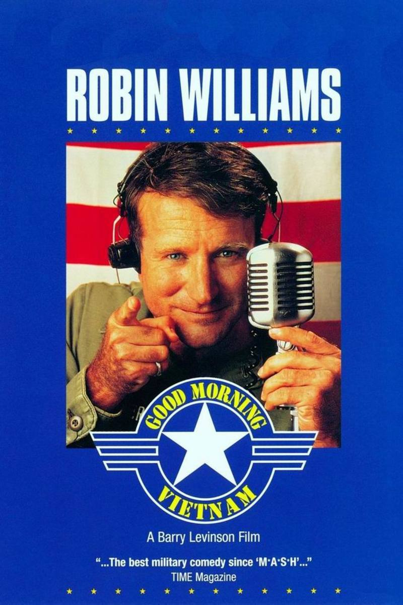 Good Morning Vietnam (1987)