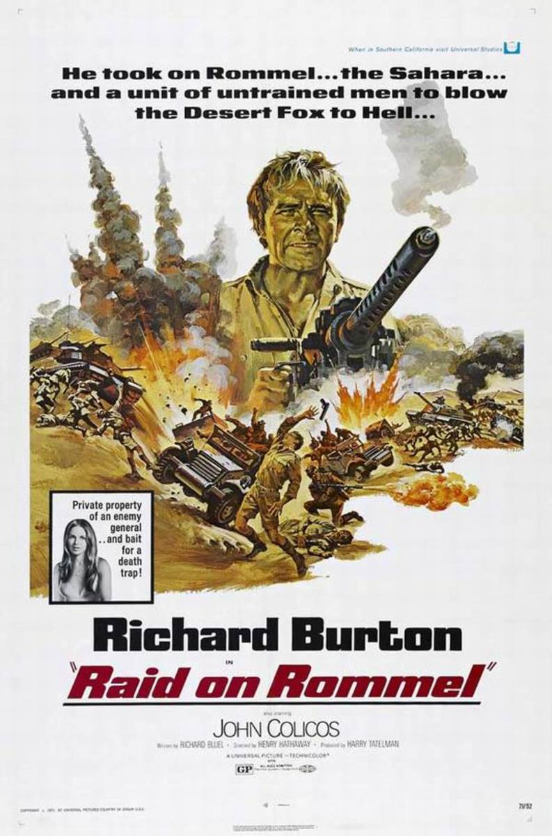 Raid on Rommel (1971)
