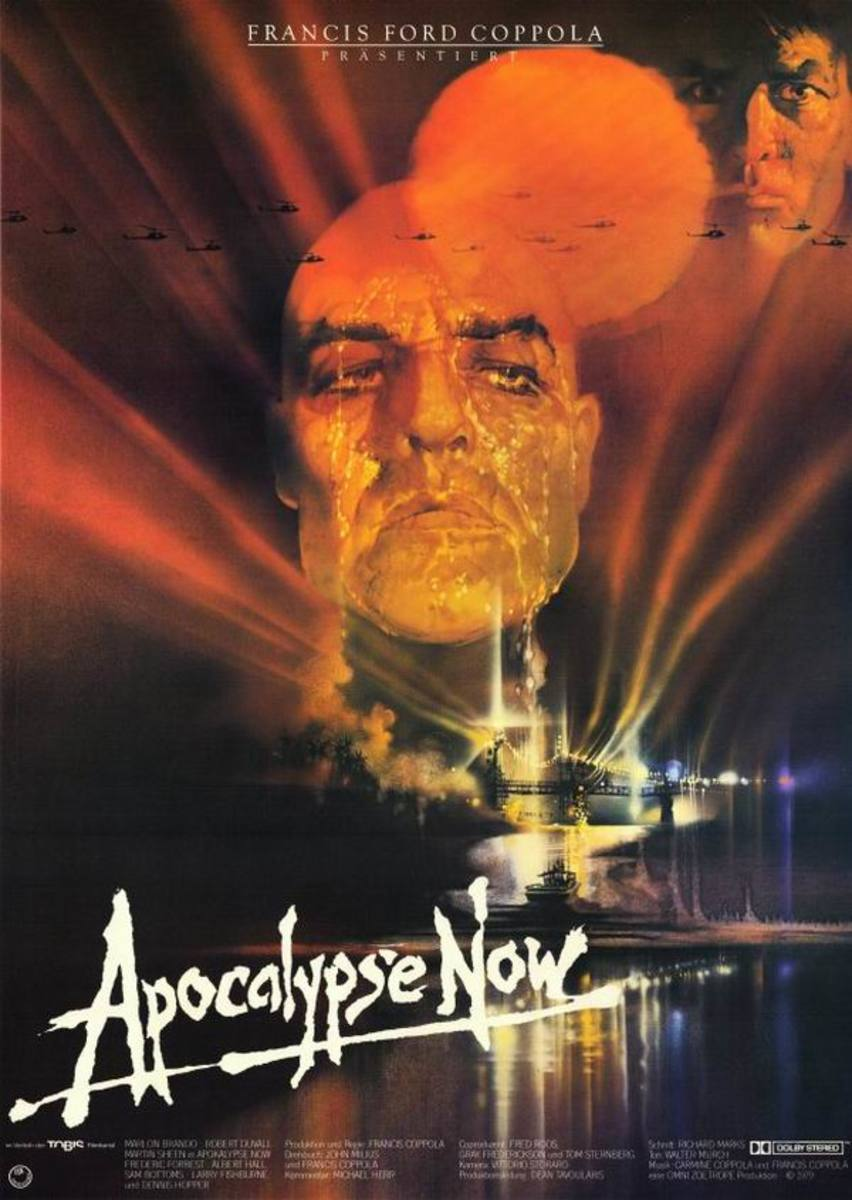 Apocalypse Now (1979) German poster
