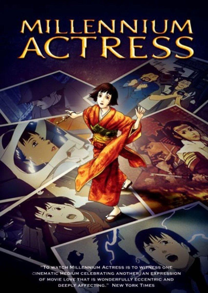 Millenium Actress (2001)