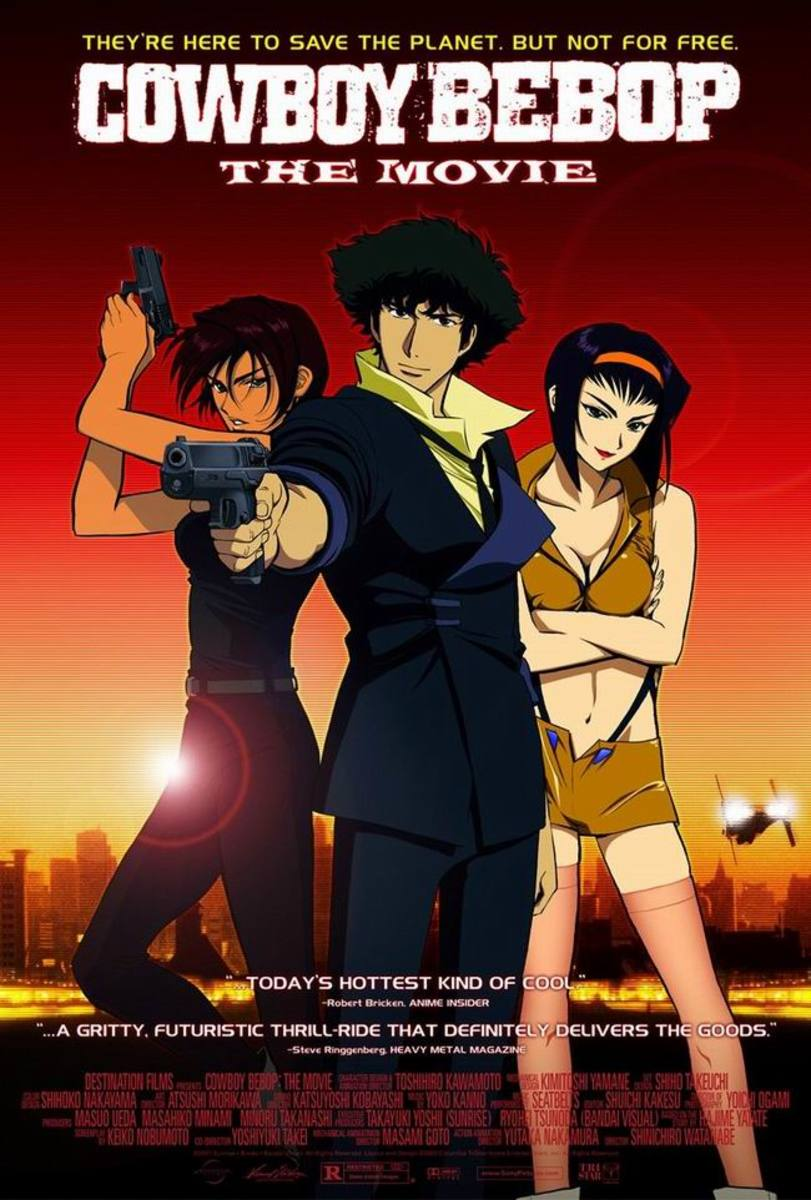 Cowboy Bebop The Movie (2002)