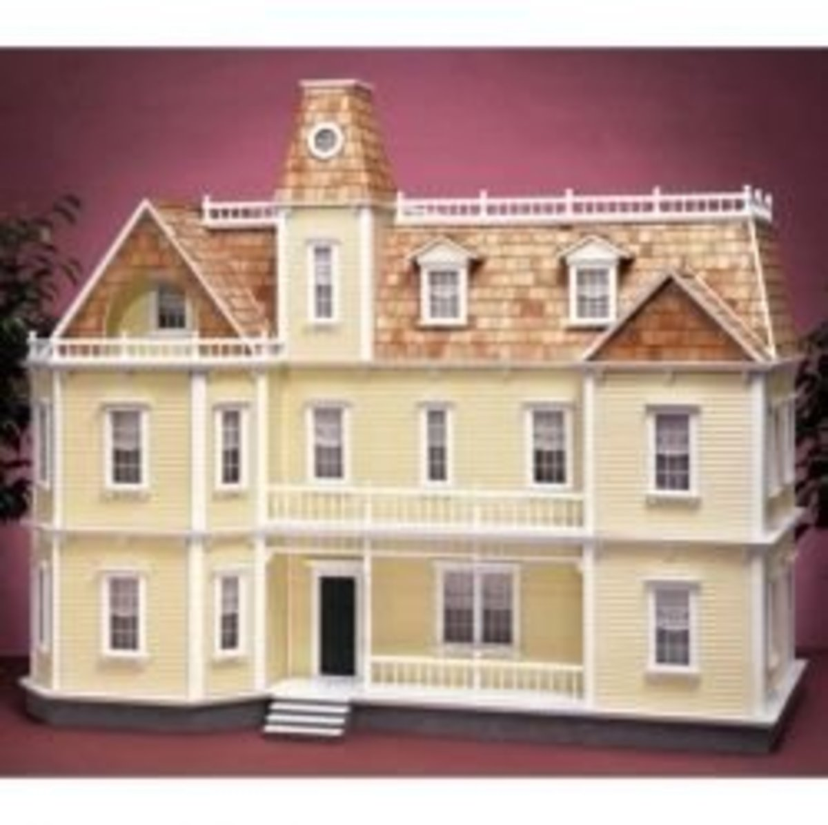 Wooden Dollhouse Kits