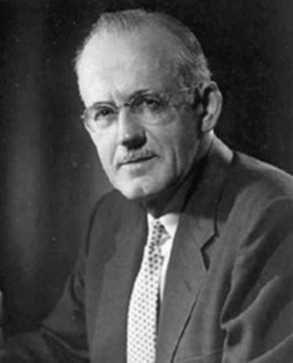 Alden Wilson Tozer, A.W. for short.