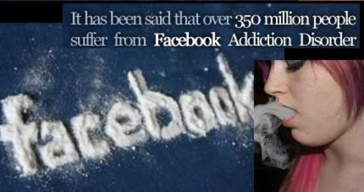 Funny Facebook Addiction Quotes