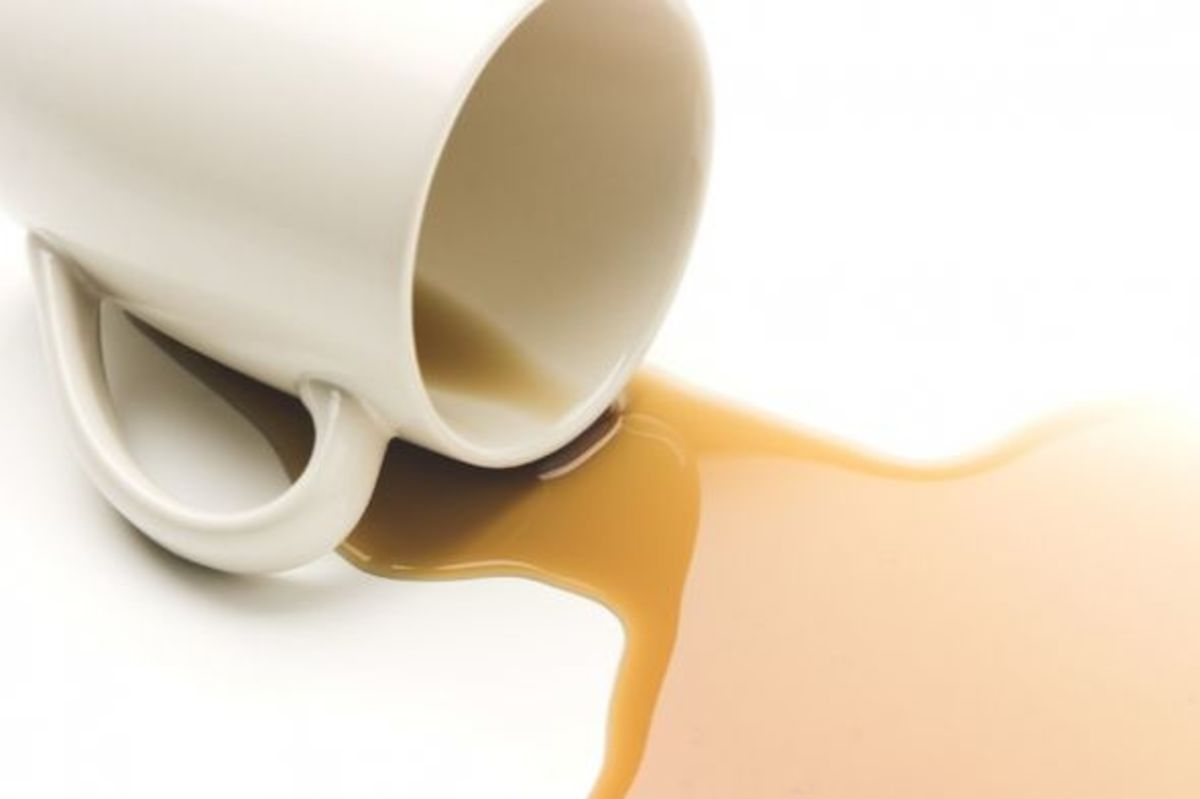 How To Remove Coffee Stains From Paper Hubpages