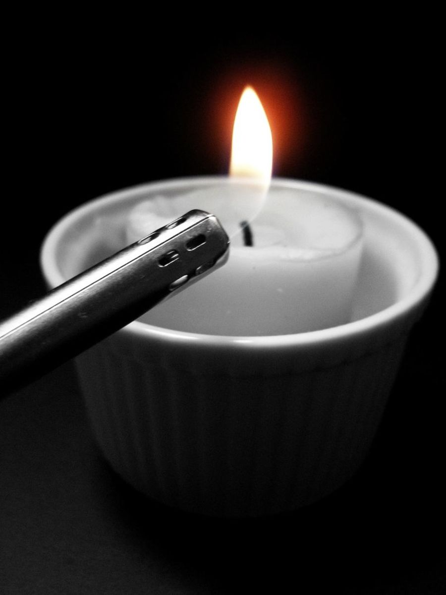 easy and safe method of lighting candles. refillable or disposable lighters are available.