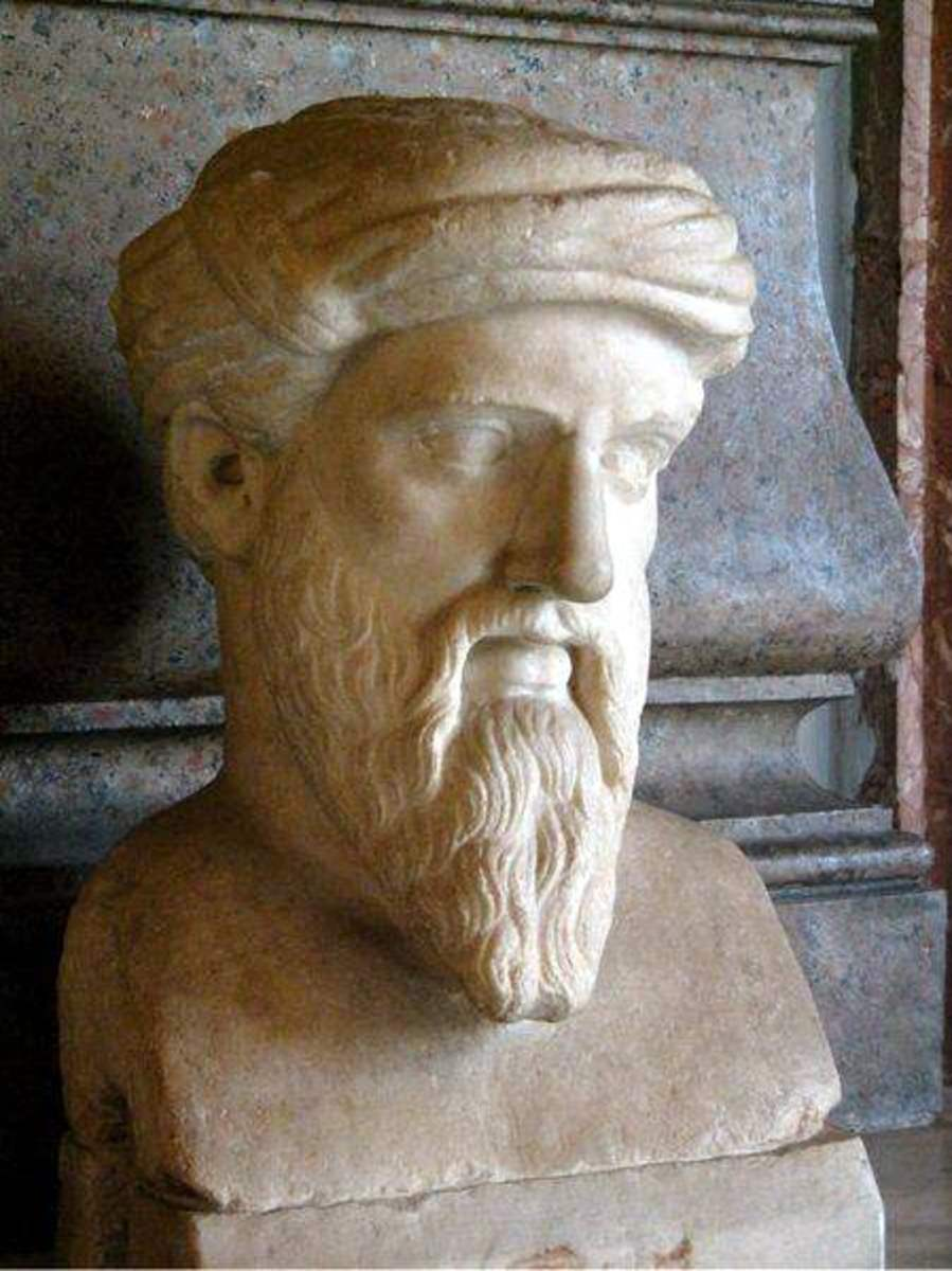 Pythagoras from a Different Angle: The Cult Leader Who Influenced Truth, Order, and Beauty