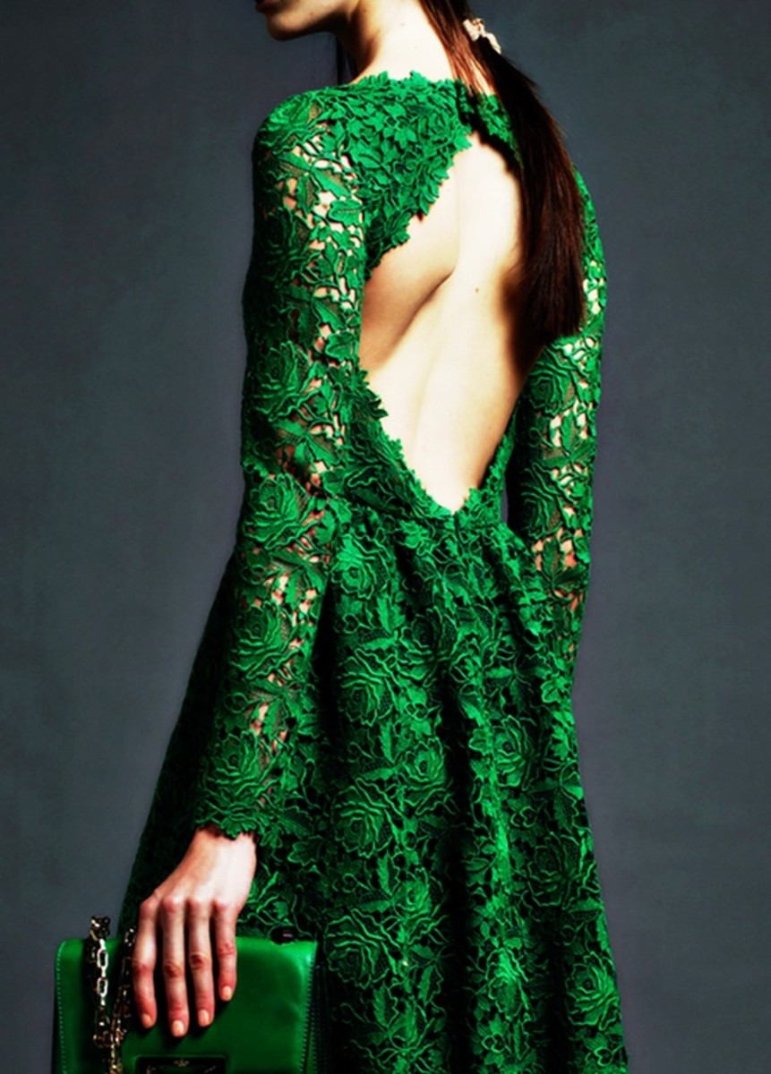 How to Wear the 2013 Color of the Year: Emerald Green ...