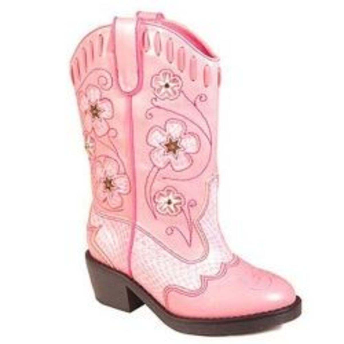 Little Girls' Cowgirl Boots & More!