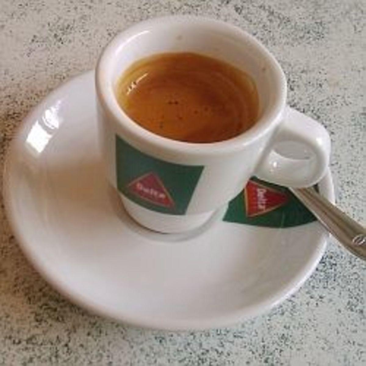 Espresso Versus Turkish Coffee Drip