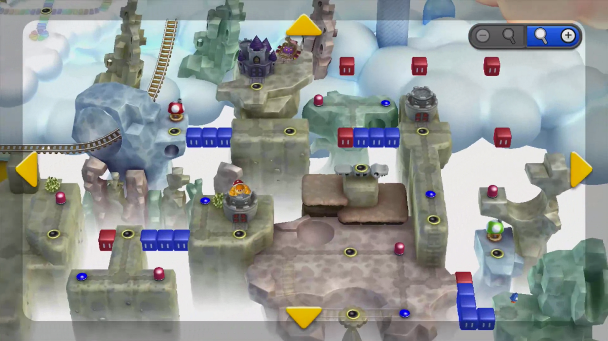 New Super Mario Bros U Rock Candy Mines in New Super Mario Bros  U