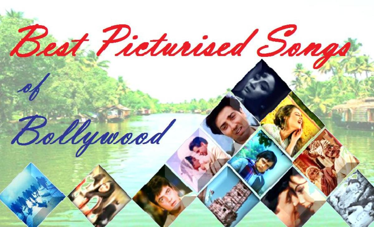 Best Picturised Songs of Bollywood