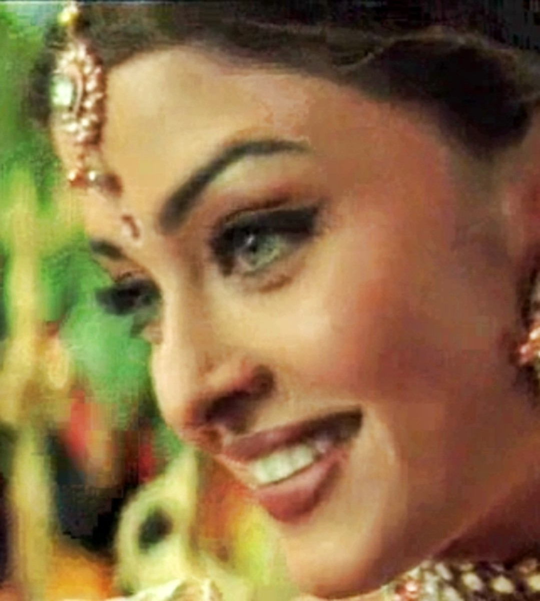 Aishwarya Rai in Aankhon ki Gustakhyan...:. One of most beautiful depiction of love-dance-drama