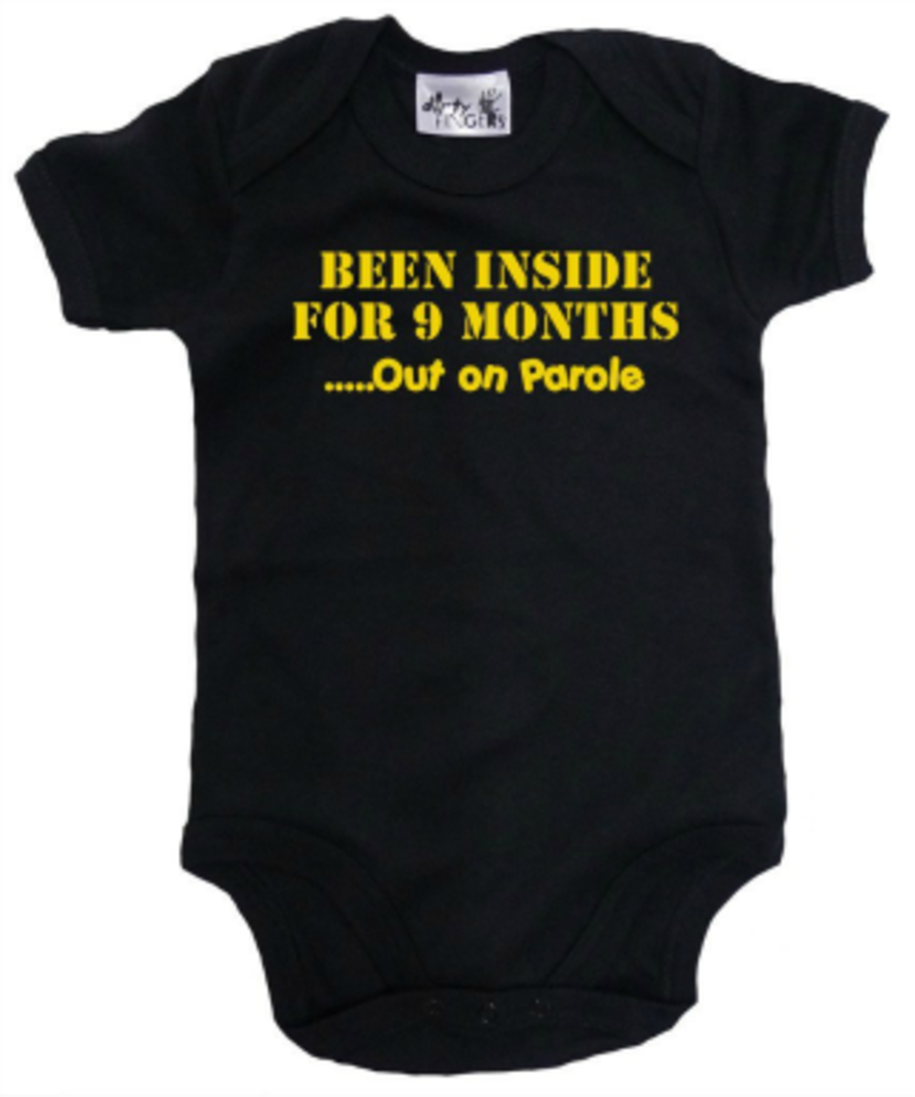 Funny toddler clothes