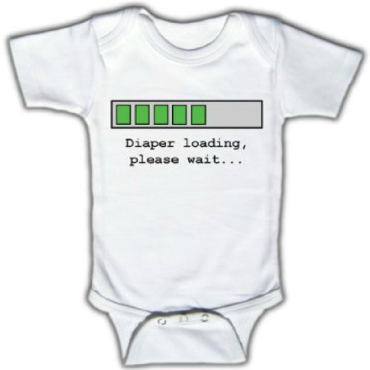 funny baby bodysuits