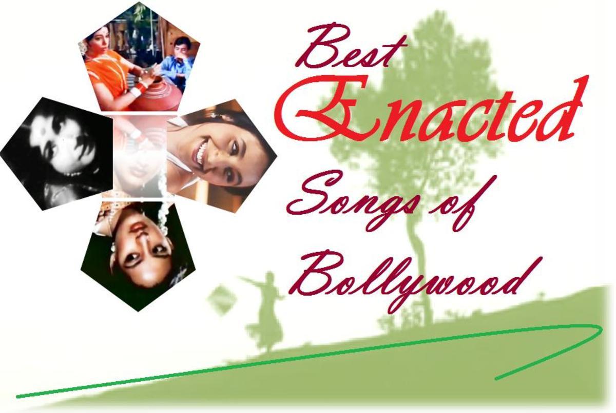 Best Enacted Songs of Bollywood