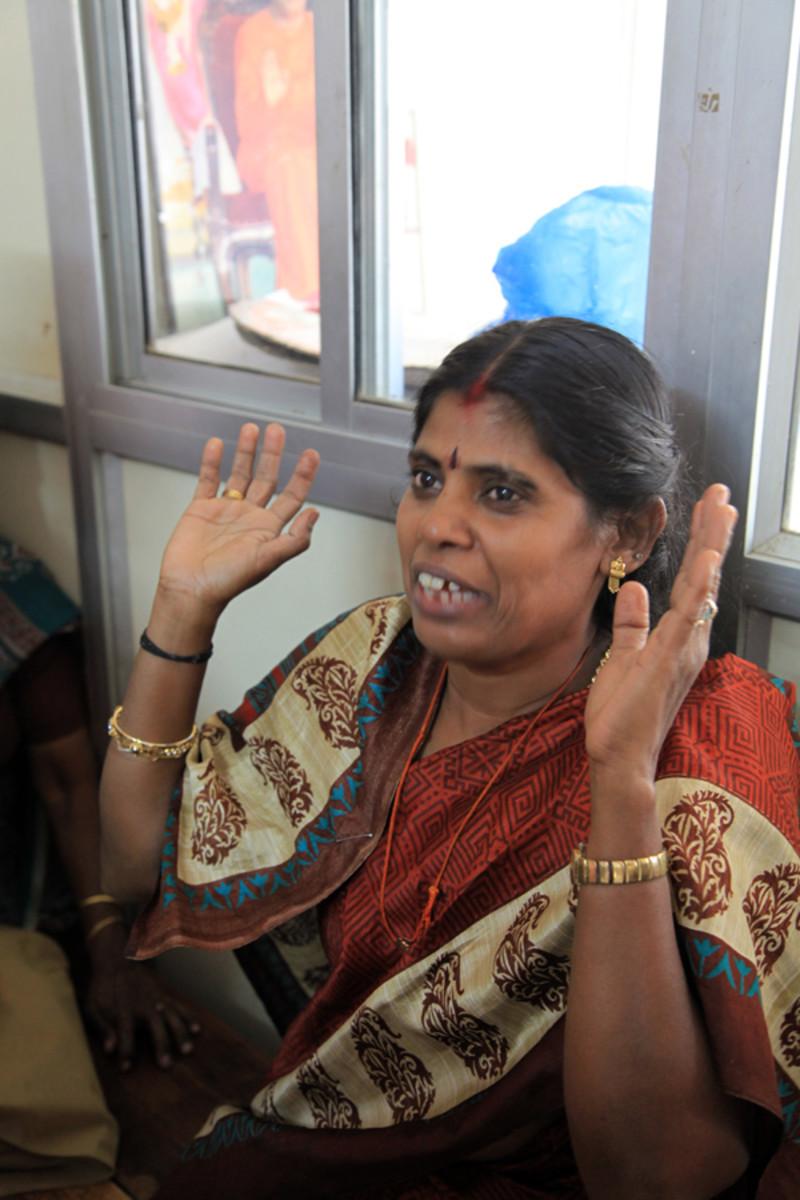 Meenakshi revive su historia en todo entusiasmo, amor y gratitud ...