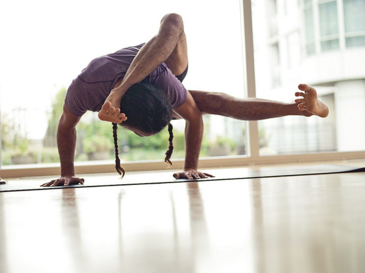 Flexibility training can be both relaxing and fun.