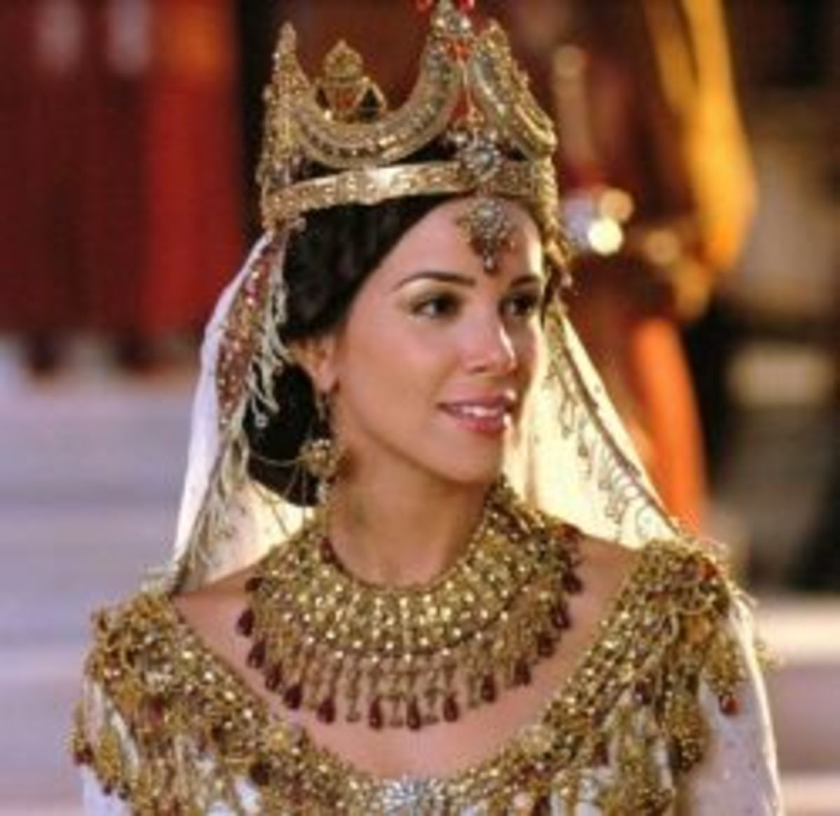 Tiffany Dupont as Hadassah/Esther  from One Night with the King