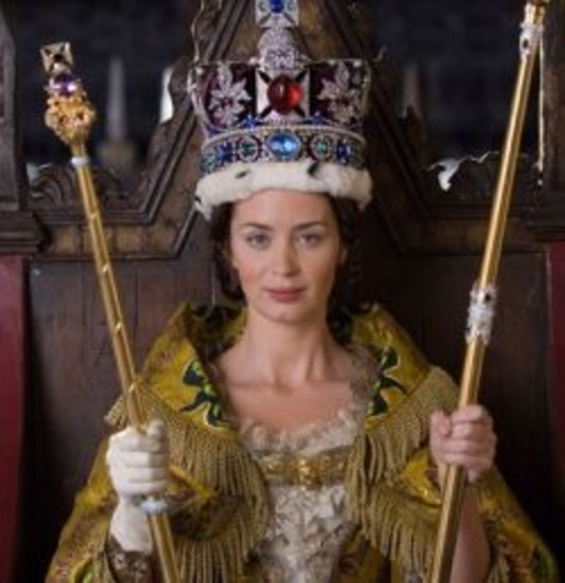 Emily Blunt as Queen Victoria from The Young Victoria