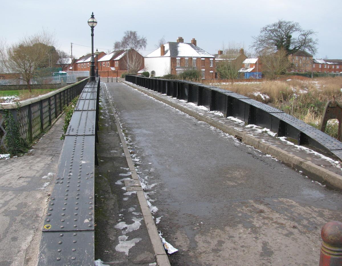 On the Black Bridge