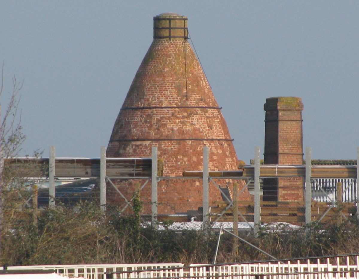 Brick Kiln converted to Museum