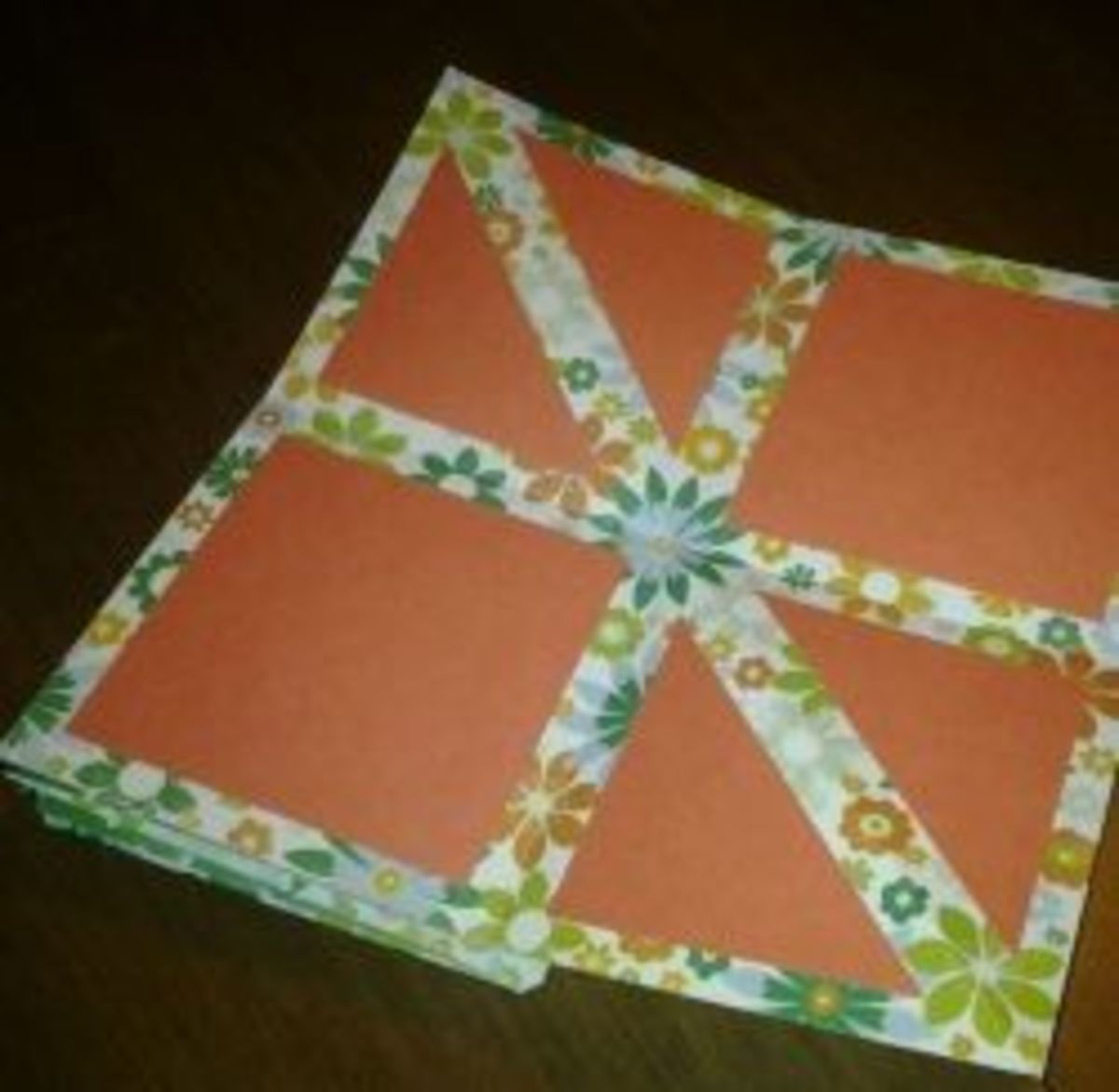 Tutorial Personalized Pop Up Scrapbook With Origami Folds
