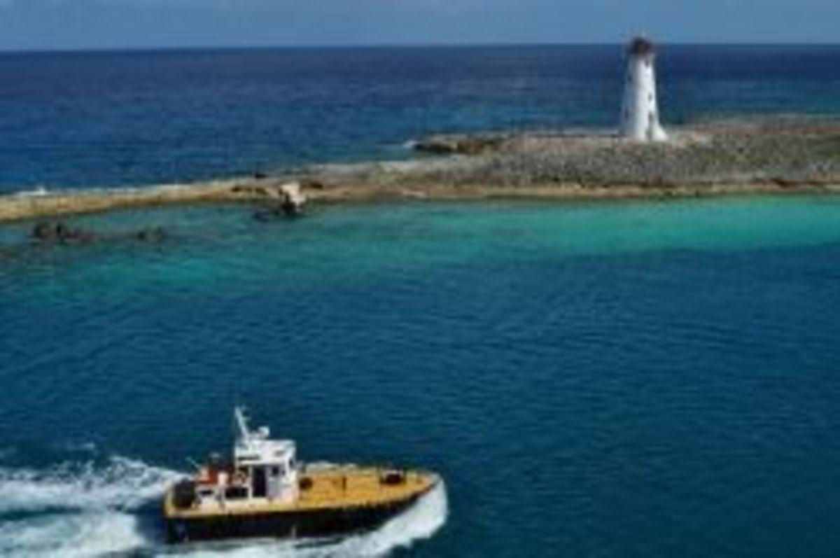 cruise ship pilot boat