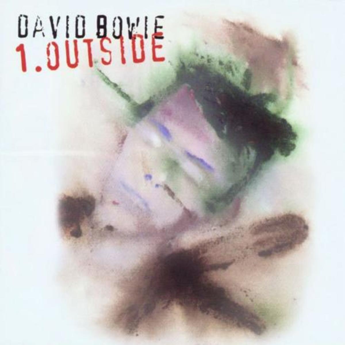 Concept Album Corner - 'Outside' by David Bowie
