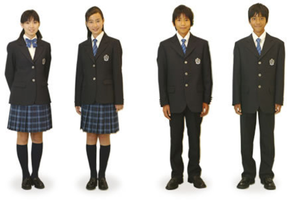 School Uniforms Are Destroying Individuality