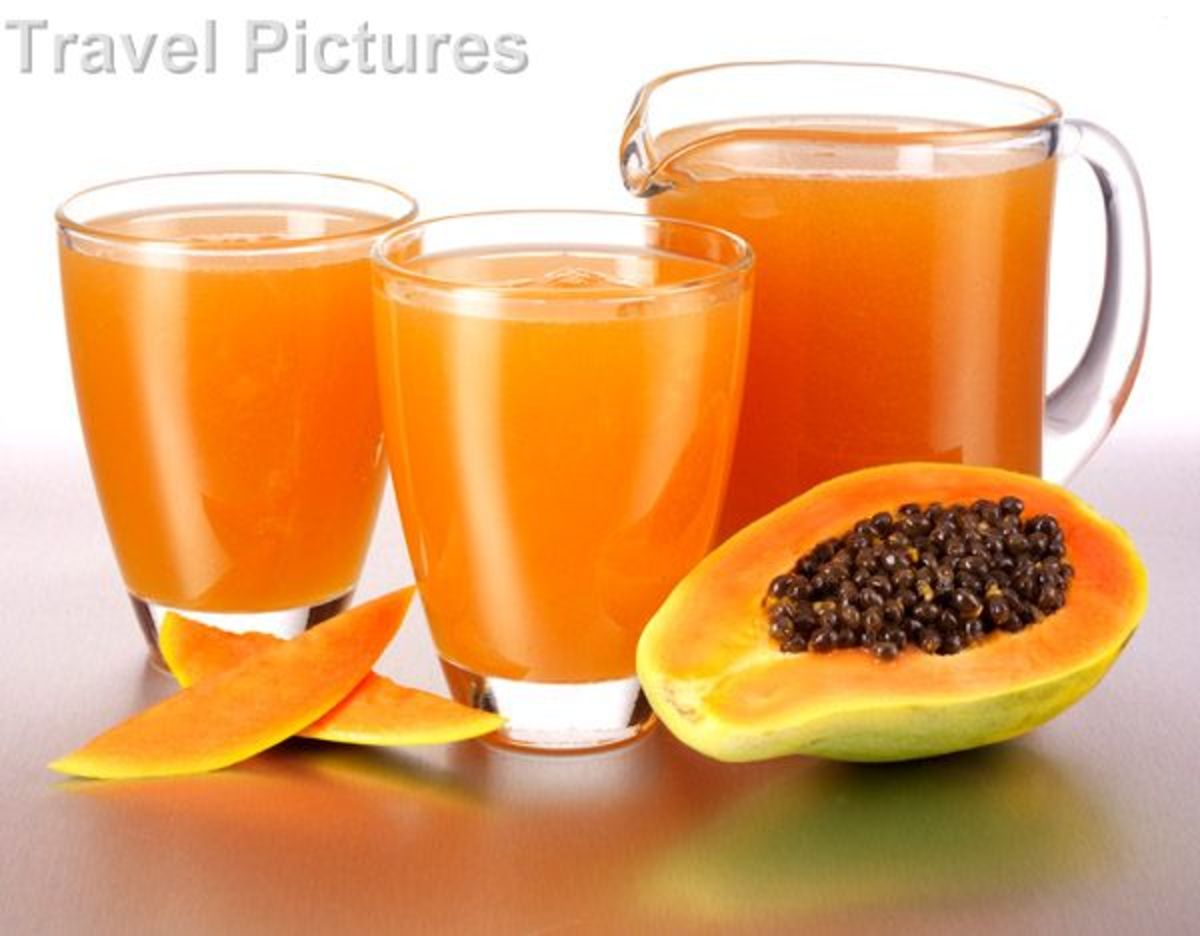 Know the Benefits of Drinking Papaya Juice