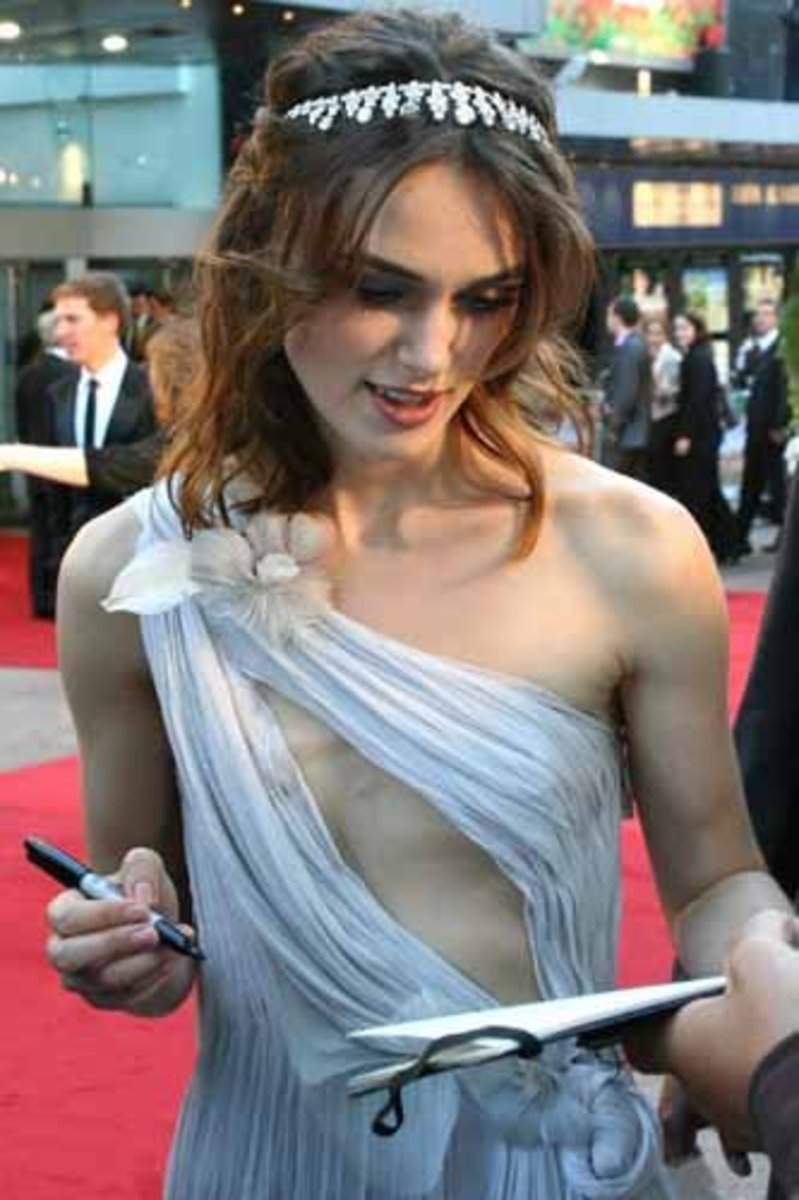 Is Keira Knightley too Skinny?