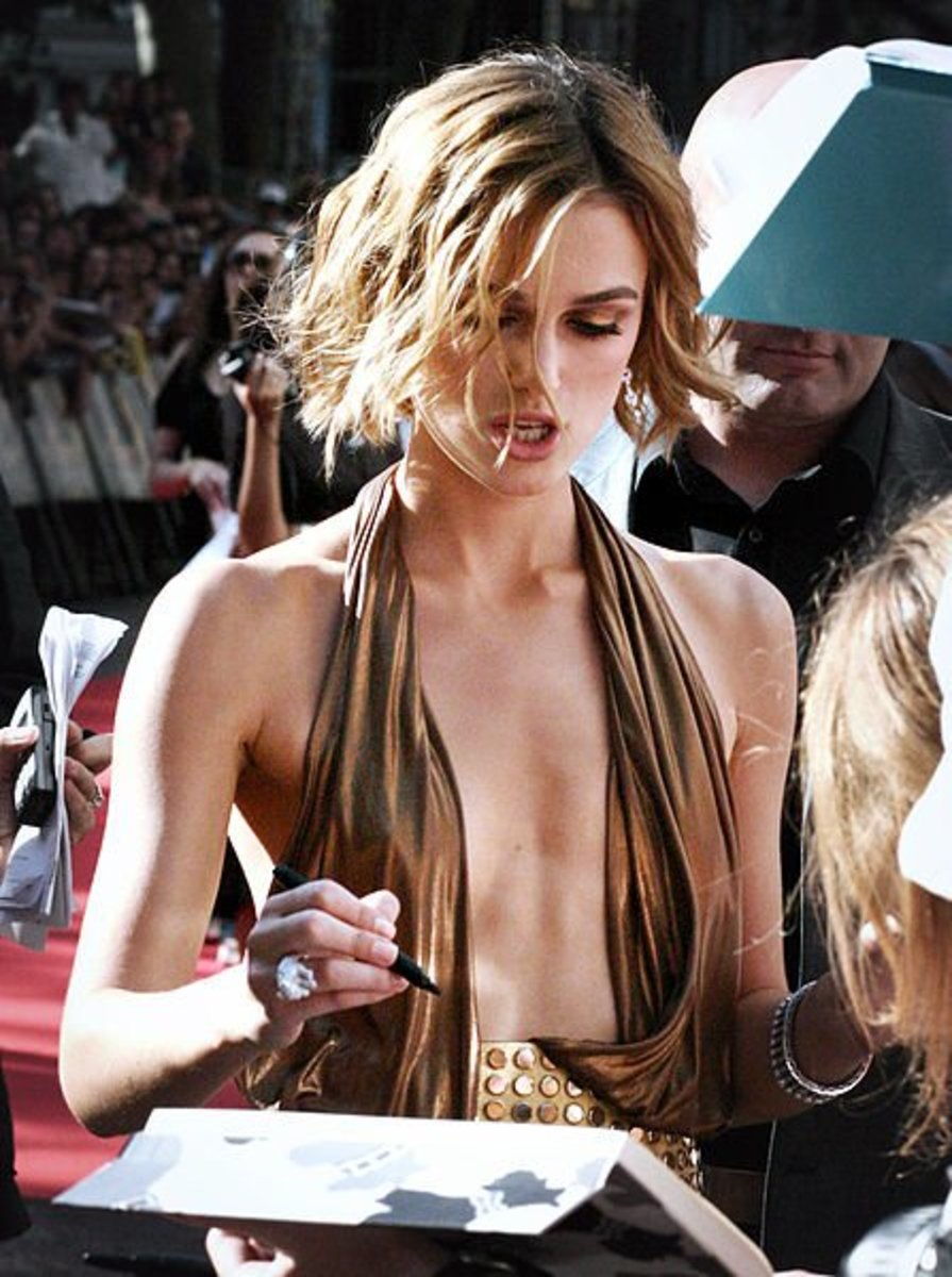 Is Keira Knightley Anorexic?