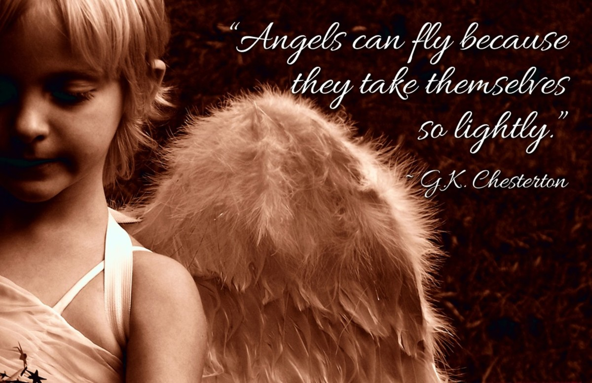 Photo Series; Angels