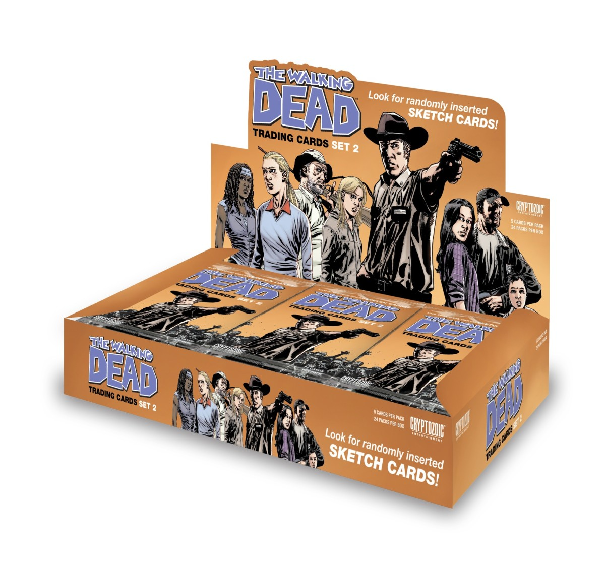 The Walking Dead Comic Series 2