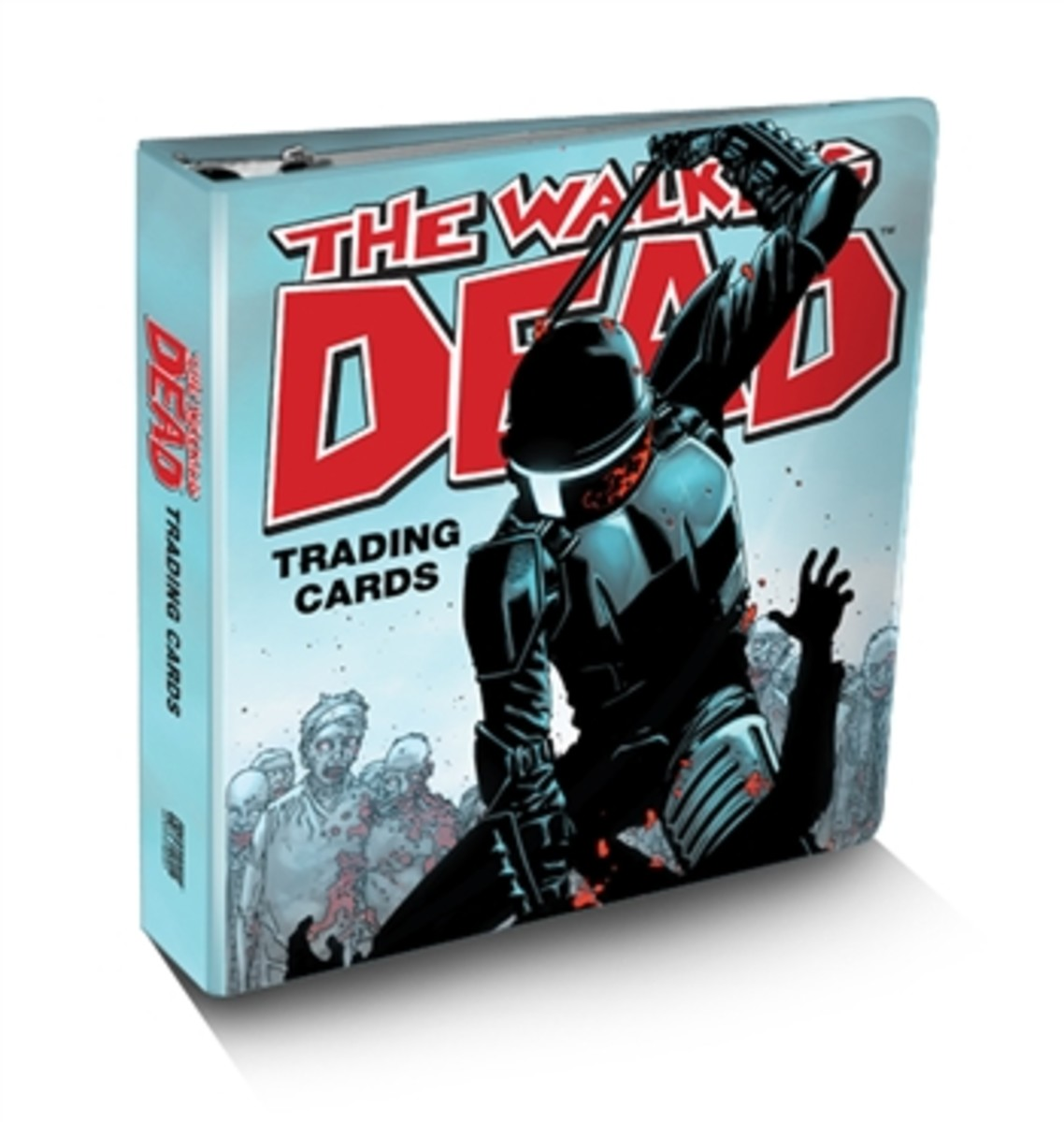 The Walking Dead SDCC Exclusive Binder