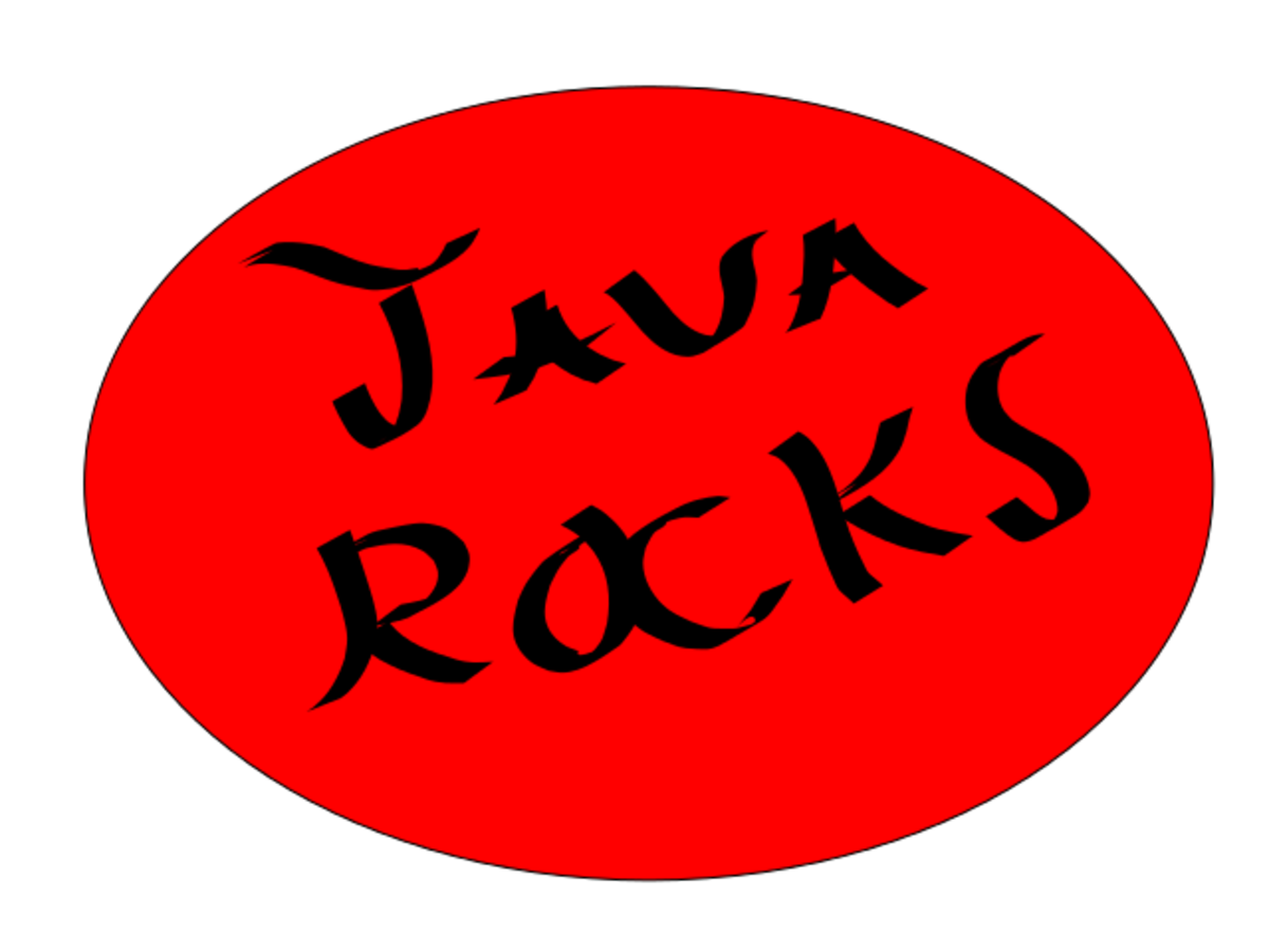 Programming Basic 2D Shapes in Java Using Graphics and