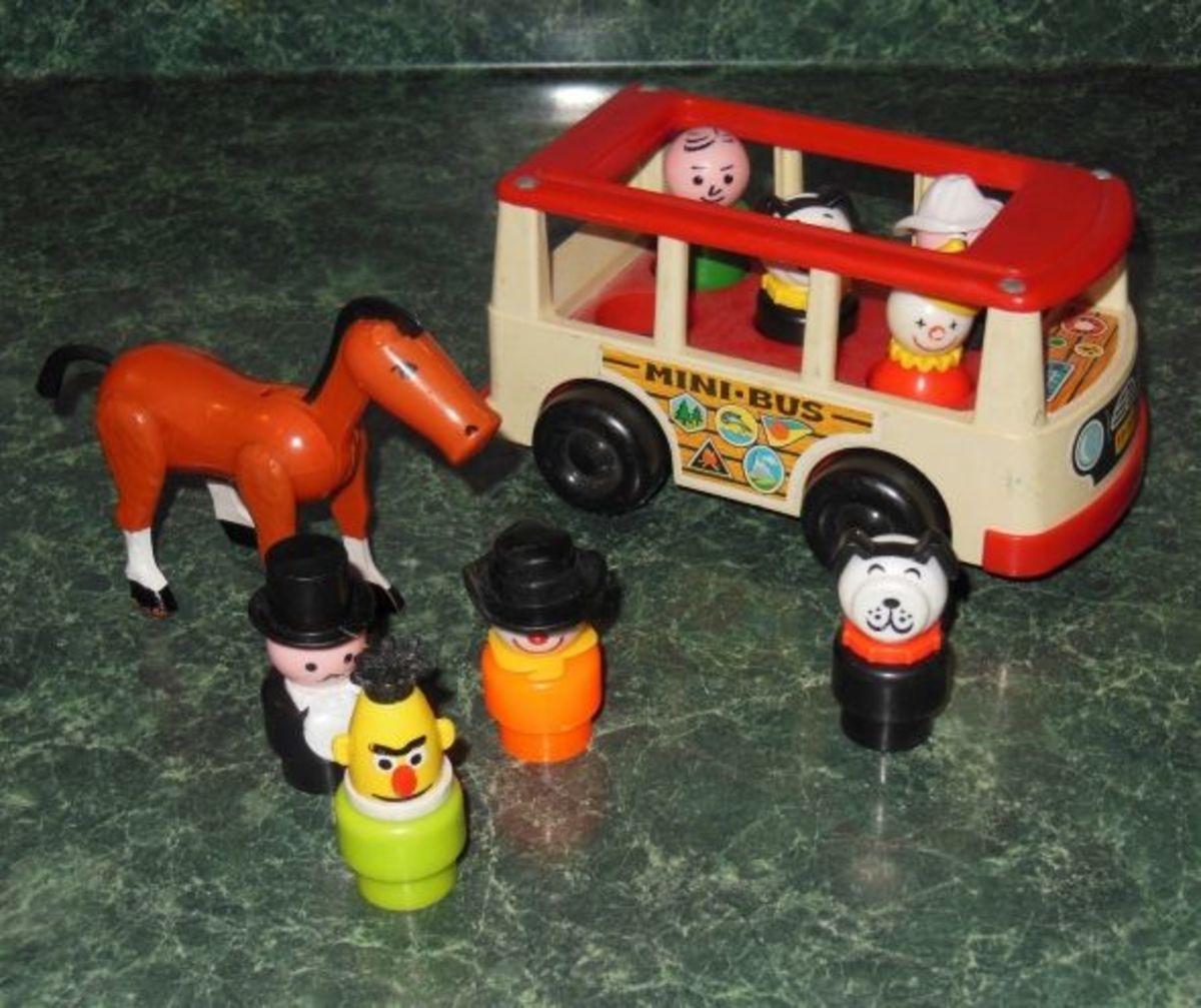 The Mini Bus (or is it a mini van?)