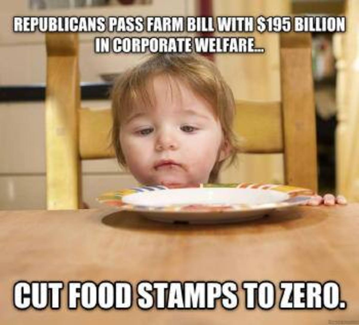 If they don't benefit from it, they cut it!