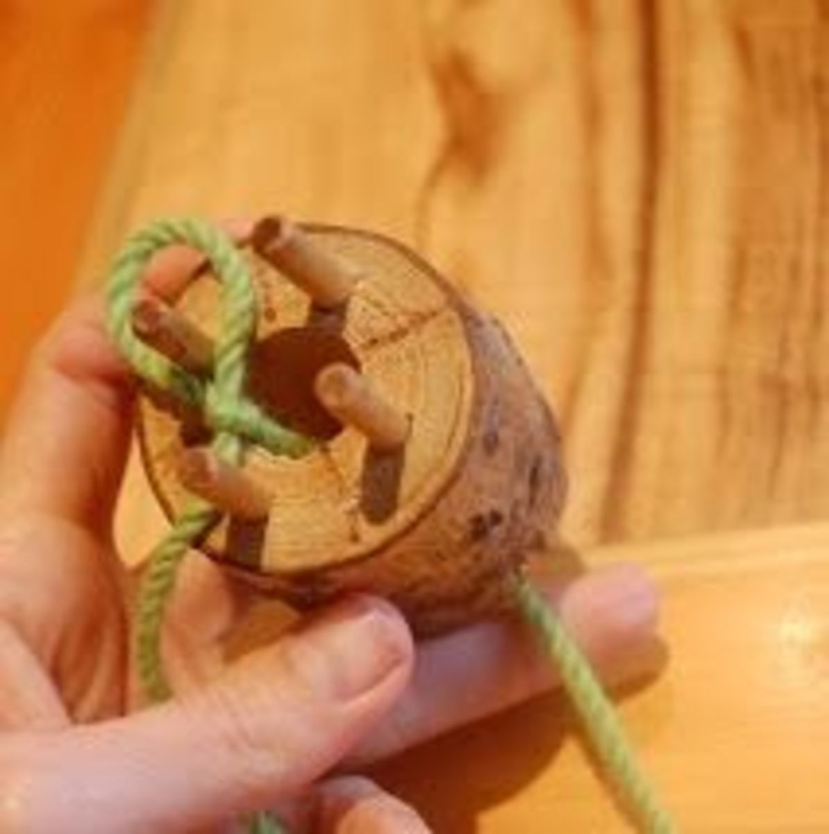 Spool Knitter