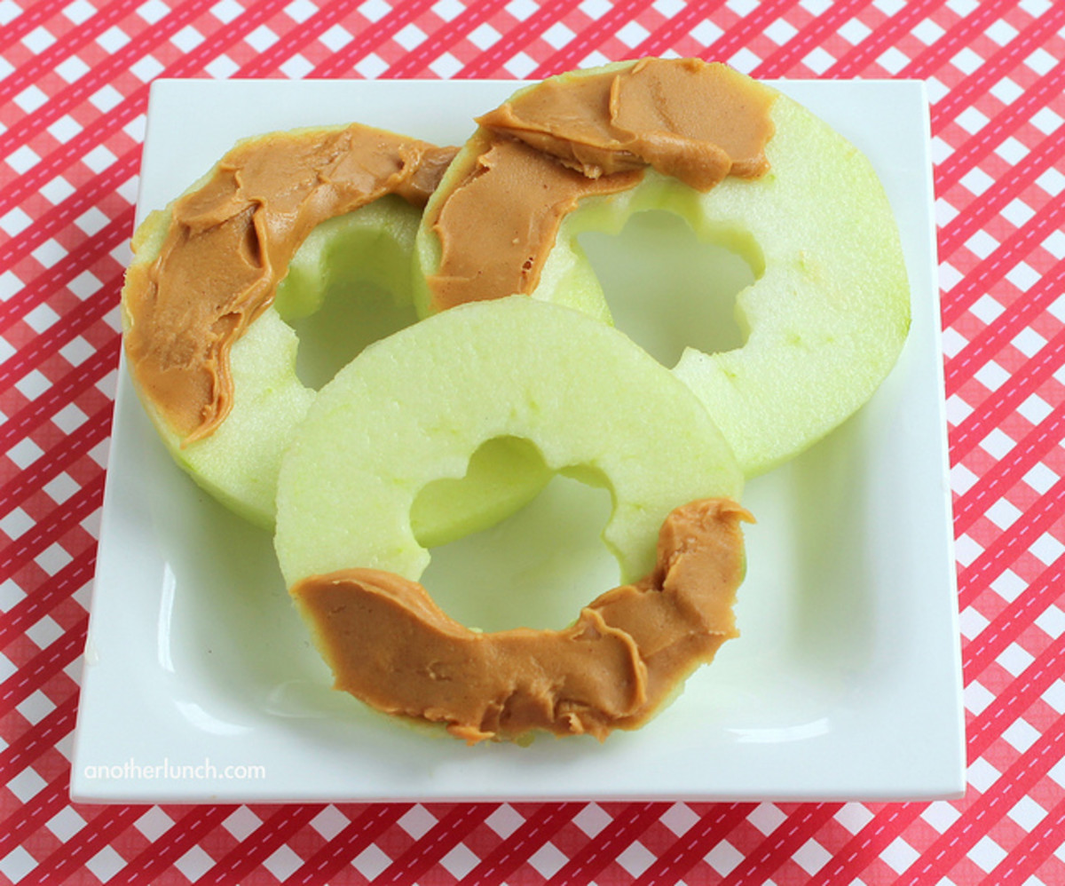 Get creative with your food to get the most out of your snacks and meals! Losing weight can be fun!