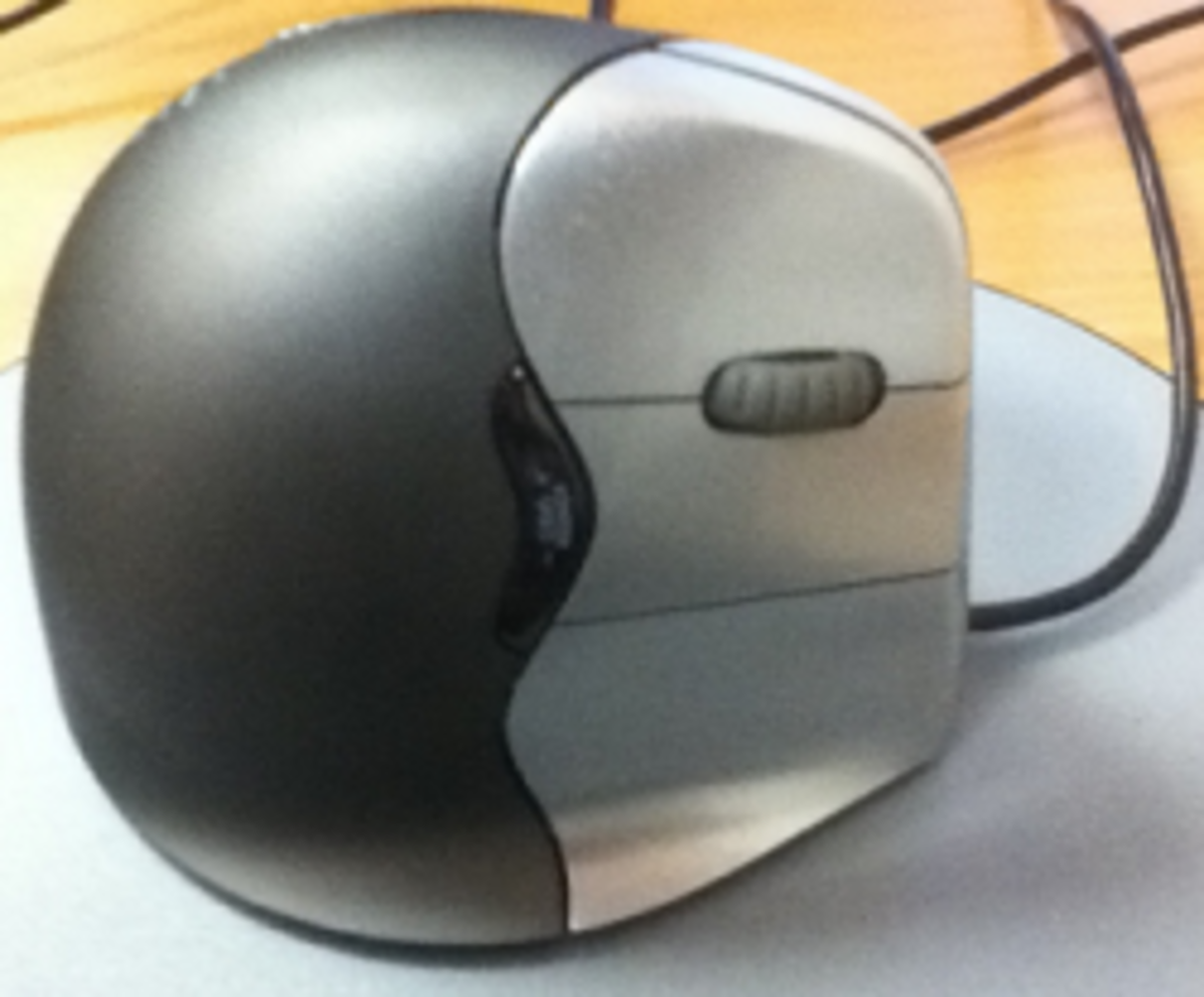 Evoluent Vertical Mouse Driver: How To Use It