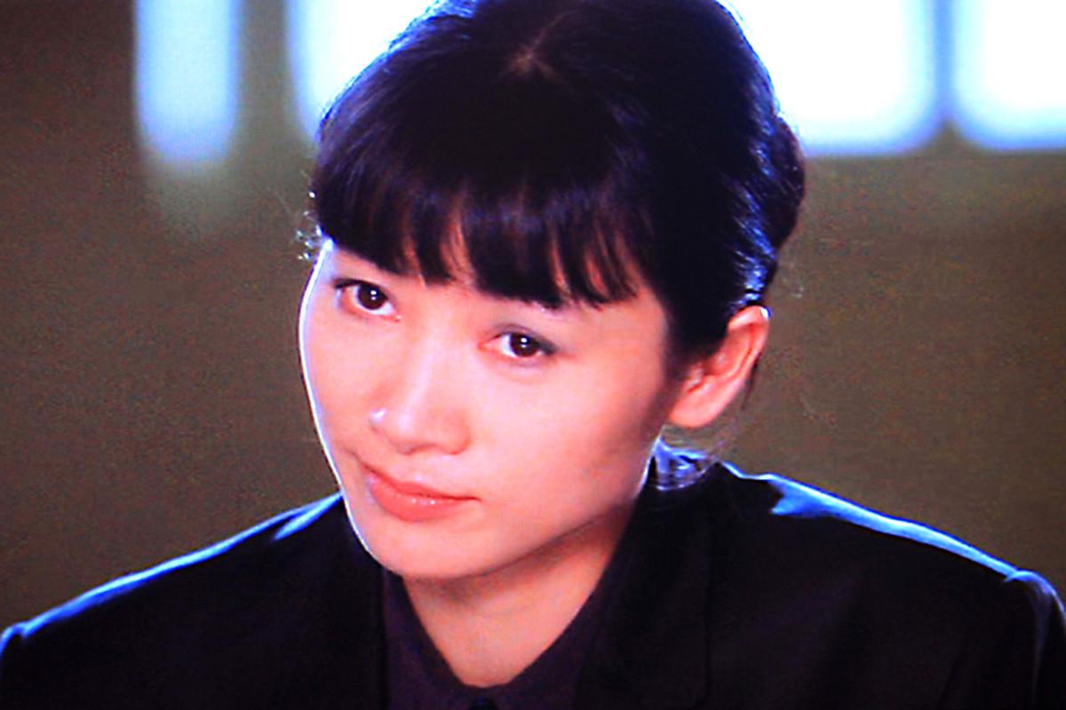 Bai Ling plays Shen Yuelin