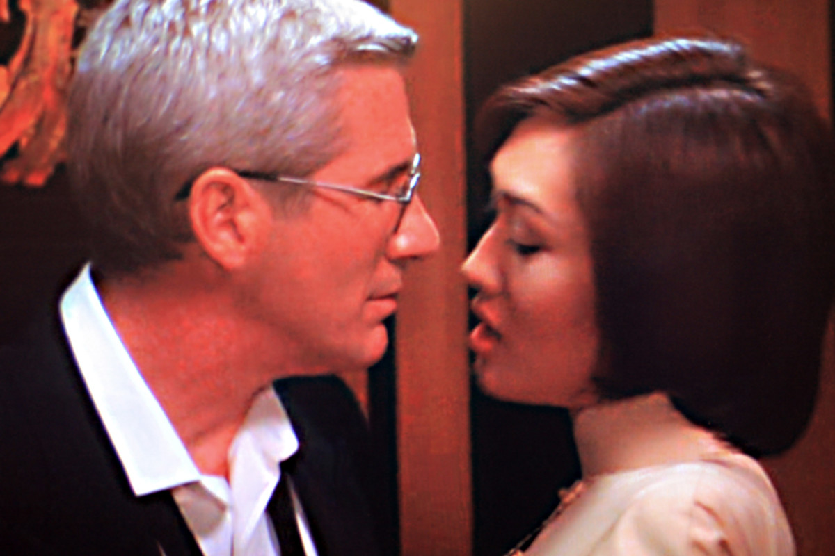 Perhaps unsurprisingly Jack Moore is seduced into spending the night with the Chinese beauty
