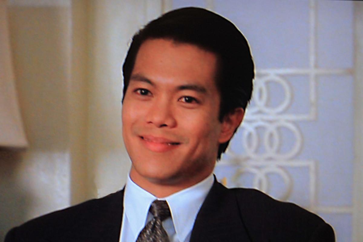 Byron Mann plays Lin Dan
