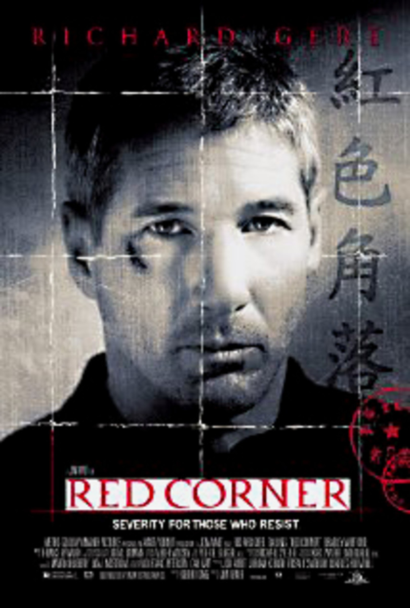 Film Review - Red Corner (1997)