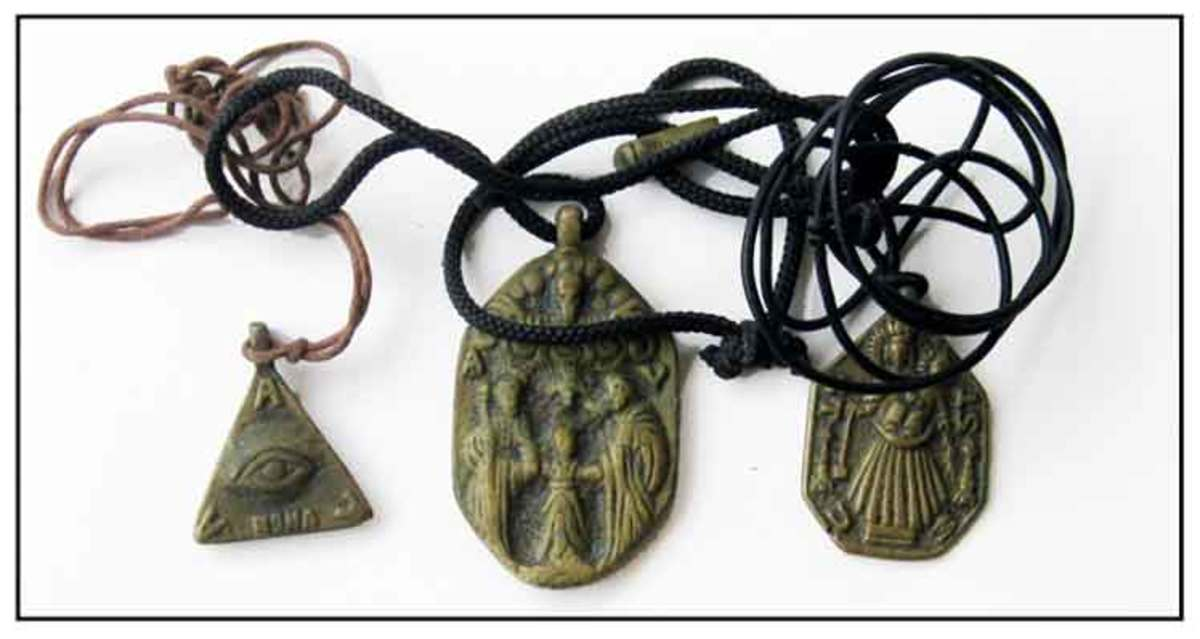 Anting-Anting Hunting On Holy Week: Filipino Talisman, Charm, Amulet