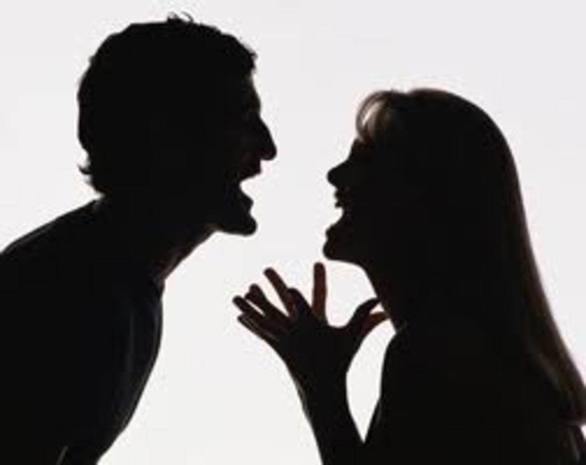 How to Handle a Confrontation With Your Ex Boyfriend or Girlfriend
