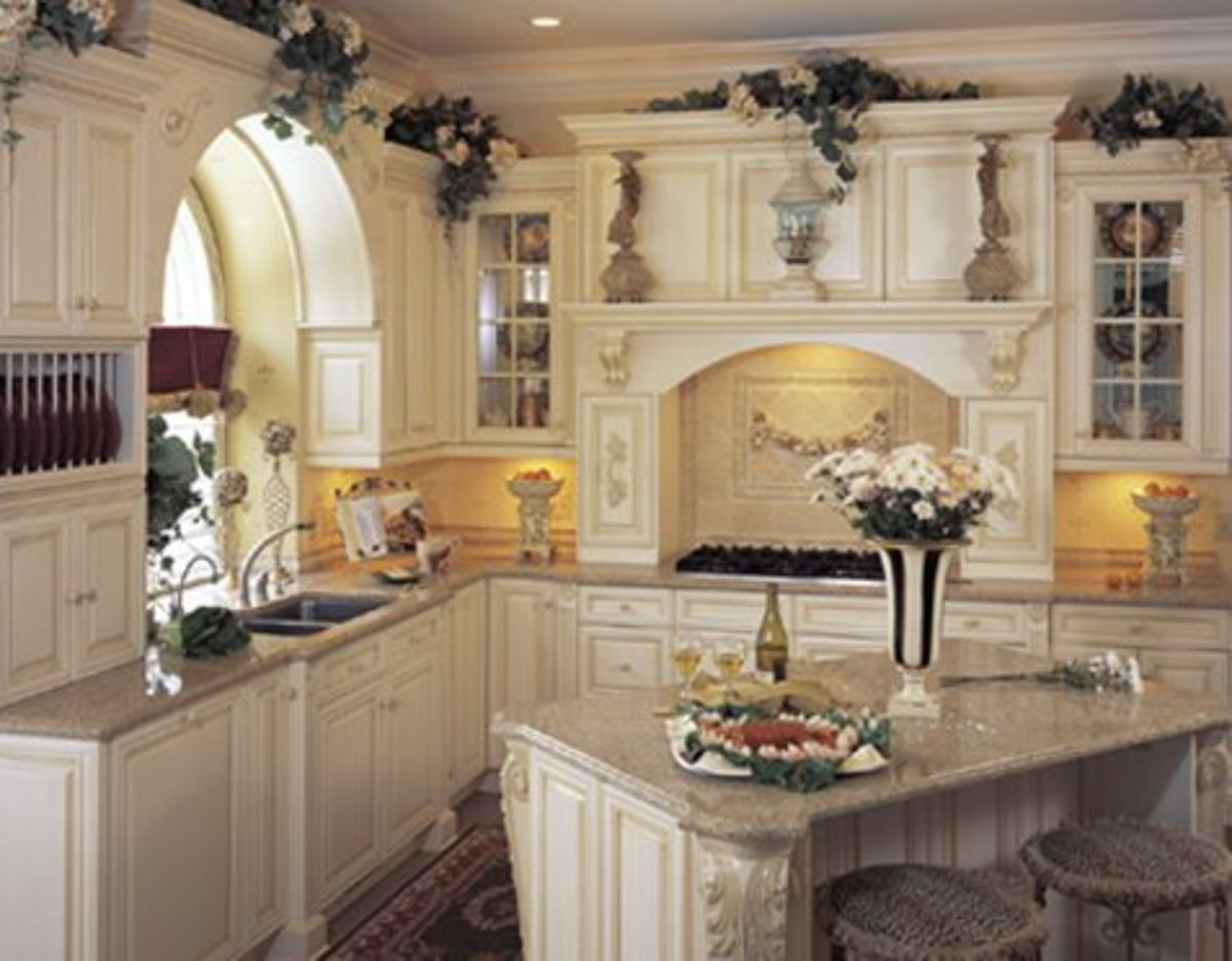 Classic Victorian Design for the kitchen